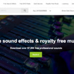 One of the largest free sound download websites