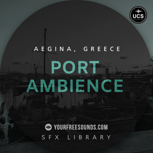 Port Ambience Sound Effects
