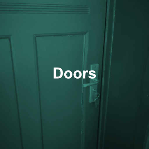 Door Sound Effects Library