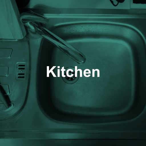 Kitchen Sound Effects Library