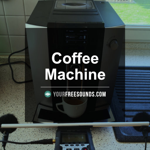Coffee Machine Sound Effects