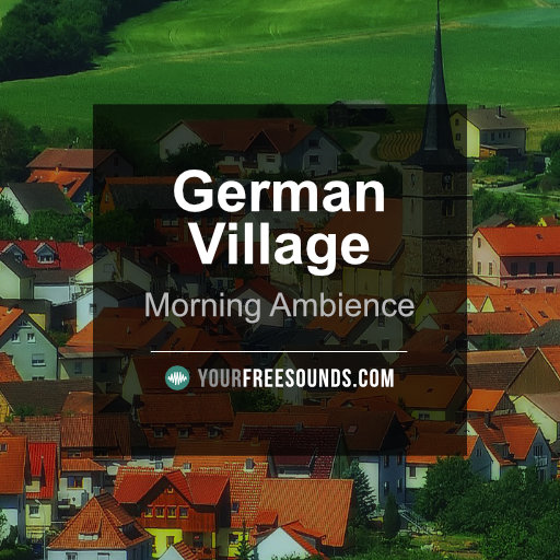 German Village Sound Effects Library
