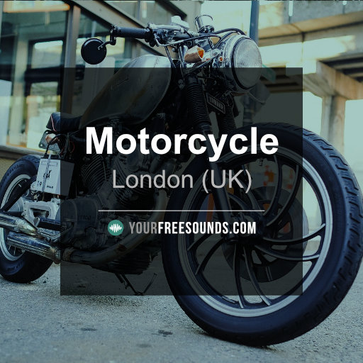 Motorcycle Sound Effects Library