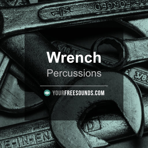 Wrench Percussion Sounds