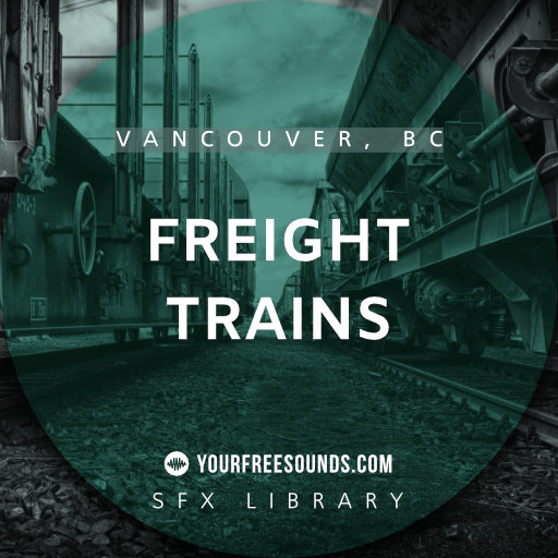 Freight Train Sound Effects