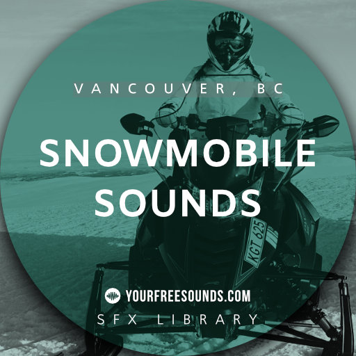 Snowmobile Sound Effects