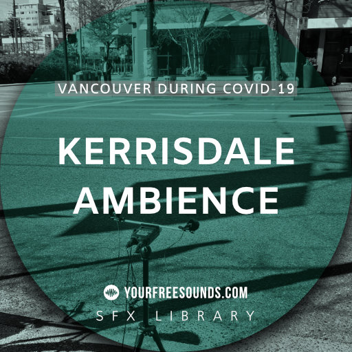 Kerrisdale during Covid-19 (Vancouver ambience sound)