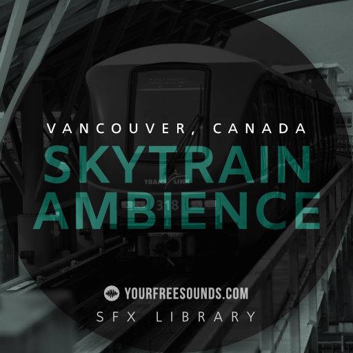 Vancouver Skytrain Sounds