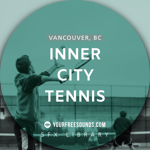 Inner City Tennis Sound Effects
