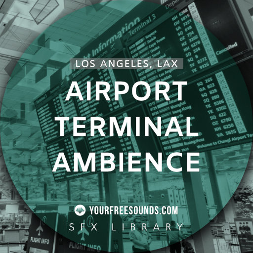 Airport Terminal Sound Effect