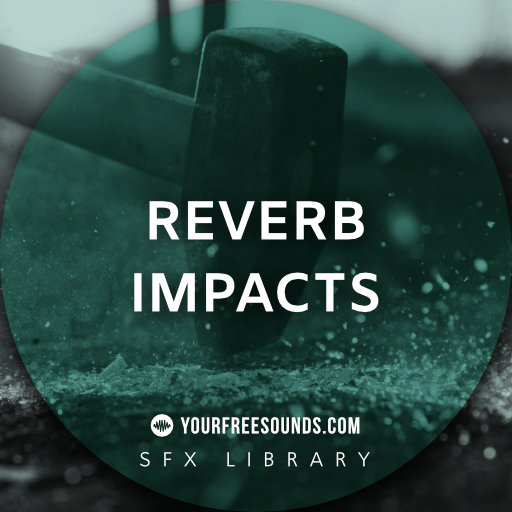 Reverb Impact Sound Effects