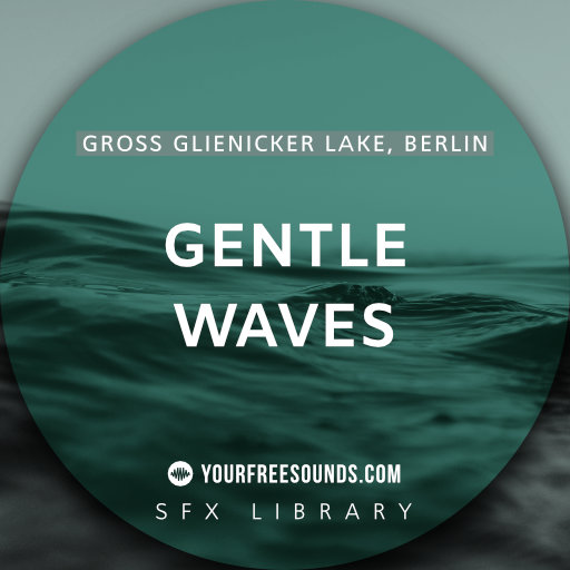 Gentle Waves Sound Effects