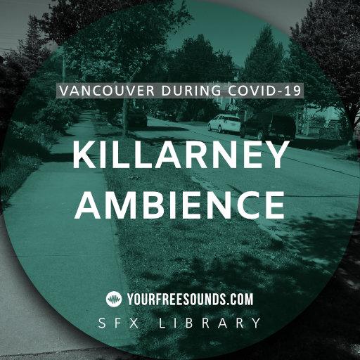 Killarney (Vancouver) Ambience