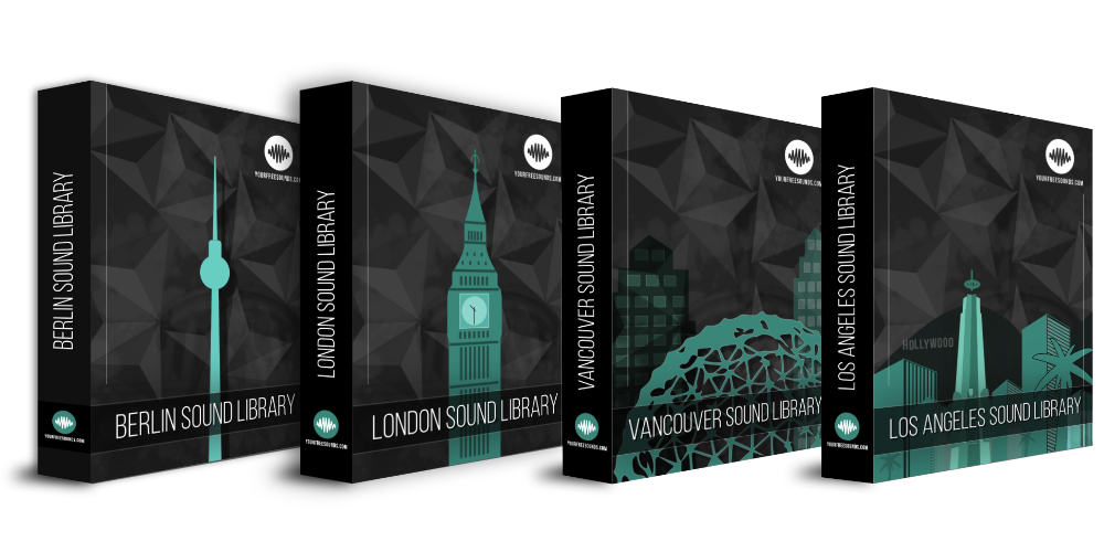 YFS City Sound Bundle