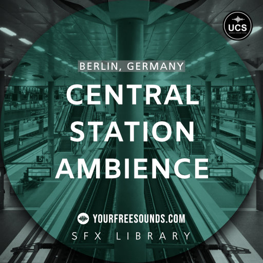 berlin central station ambience coverimg